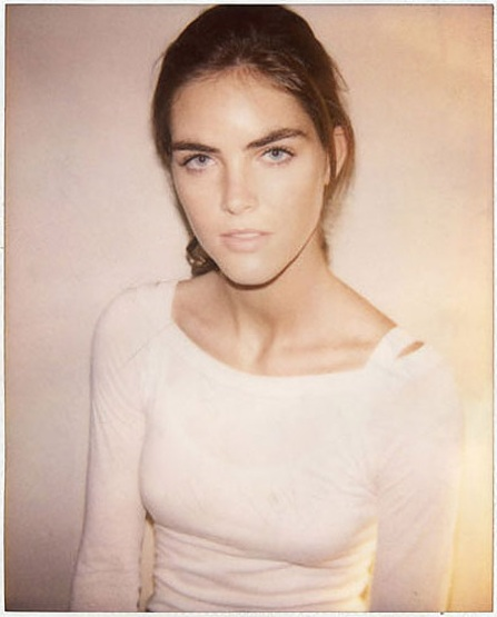 Hilary Rhoda First Look
