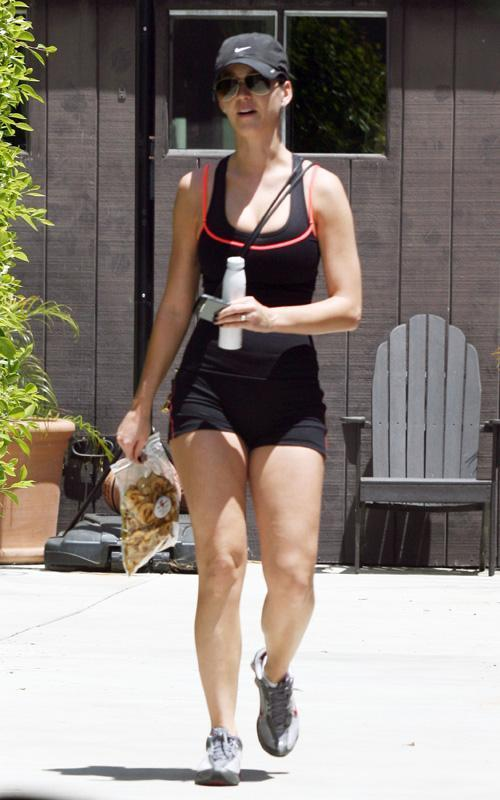 Katy Perry Workout