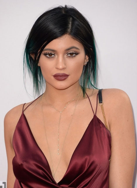 Kylie Jenner style 2015