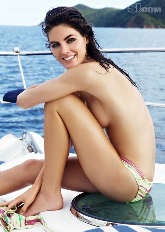 Hilary Rhoda Sports Illustrated Swimsuit