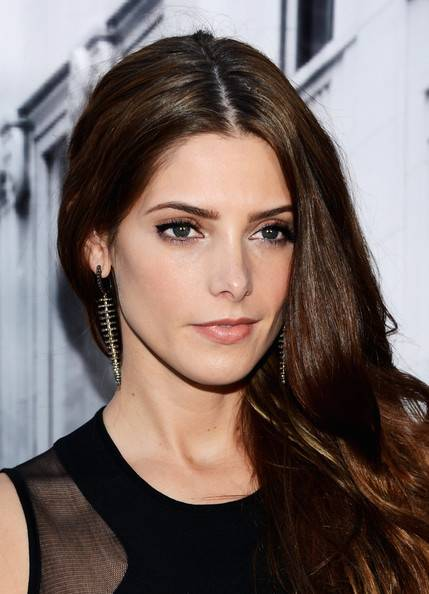 Ashley Greene during Spring Mercedez Fashion Week 2013
