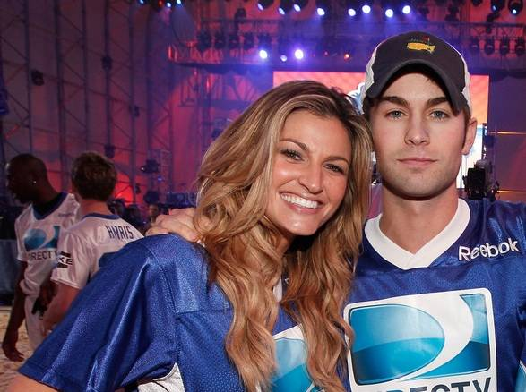 Chace Crawford dating Erin Andrews