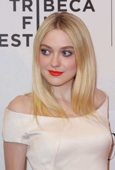 Dakota Fanning during 2015 Tribeca Film Festival - Franny screening in NYC