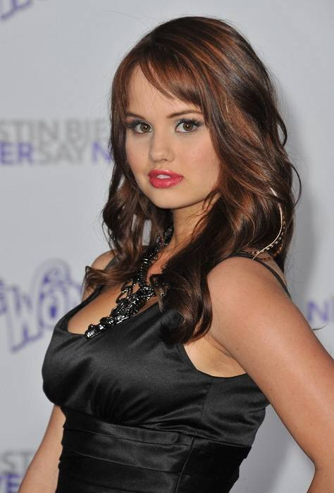 Debby Ryan Hot and Sexy Pose
