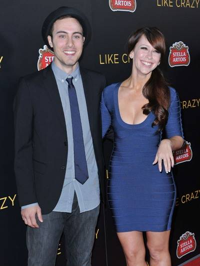 Jennifer Love Hewitt with boyfriend Jarod Einsohn