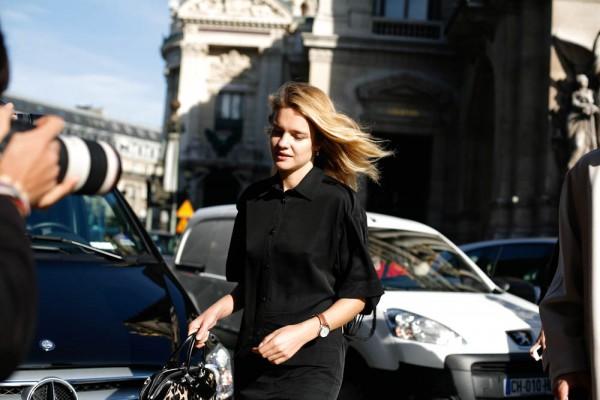 Natalia Vodianova Fashion Model