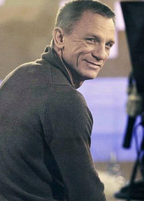 Daniel Craig as seen in 2018