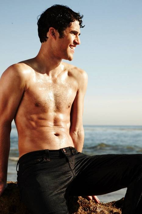 Darren Criss Body Shirtless