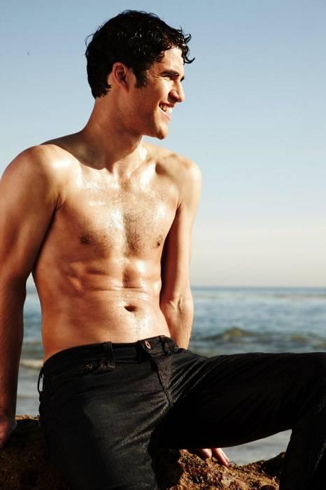 Darren Criss Body Shirtless