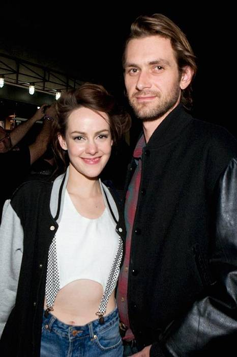 Jena Malone with Galen Pehrson
