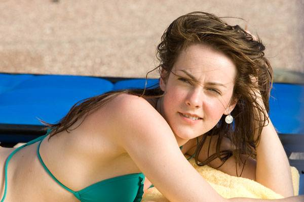 Jena Malone Hot Sexy