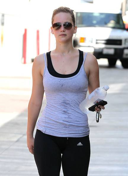 Jennifer Lawrence Workout