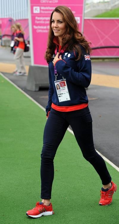 Kate Middleton Workout