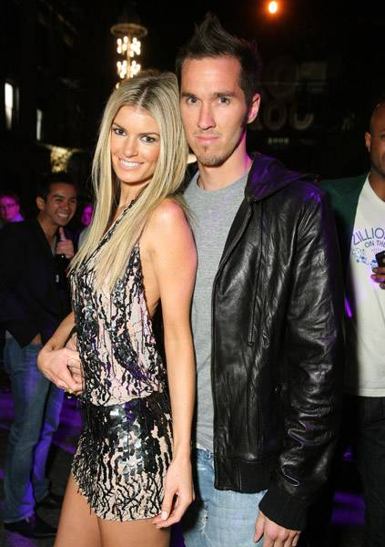 Marisa Miller with Griffin Guess