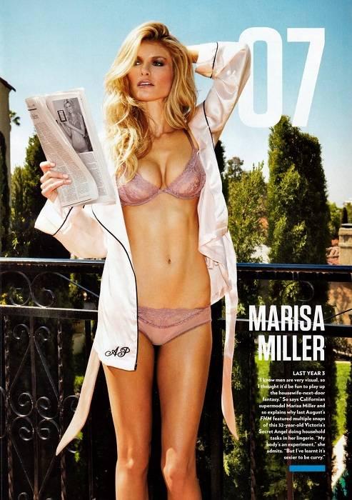 Marisa Miller Long Legs