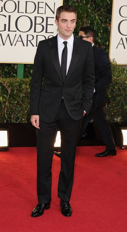 Robert Pattinson Workout Diet