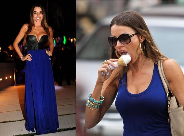 Sofia Vergara Diet Plan
