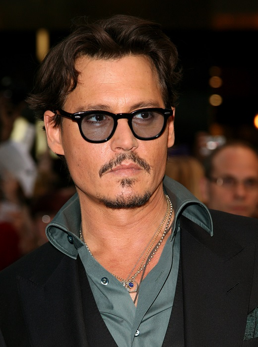 Johnny Depp Glasses