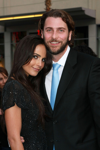 Jordana Brewster with Andrew Form