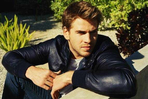 Liam Hemsworth Workout