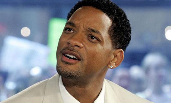 Will Smith Face Closeup
