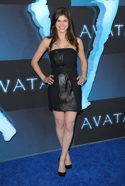 Alexandra Daddario Height