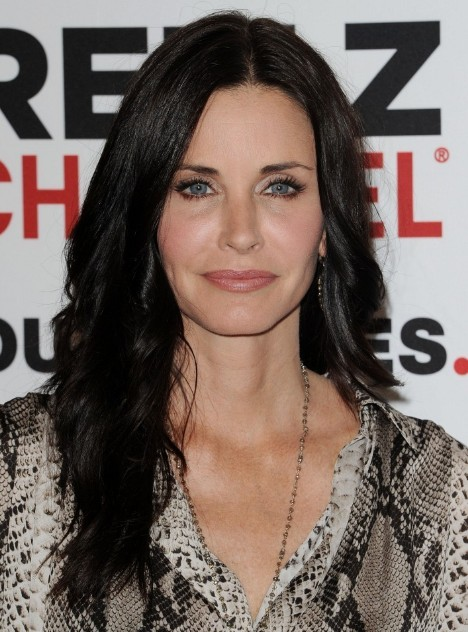 Courteney Cox Height Weight Body Statistics Trivia
