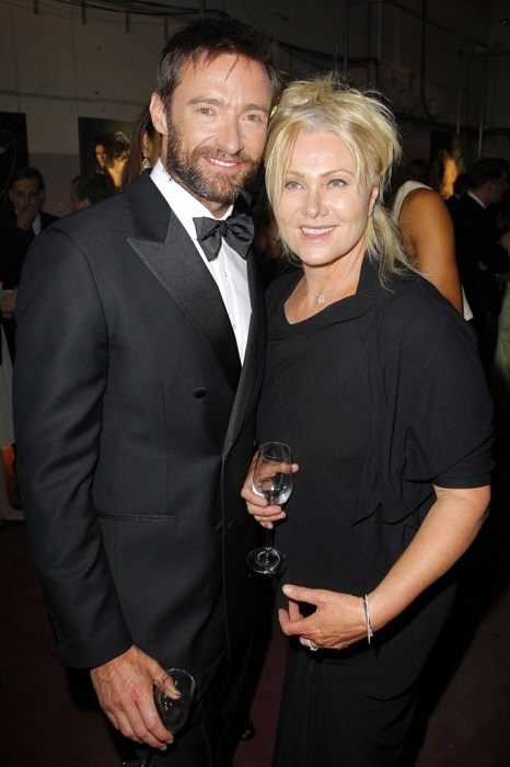 Hugh Jackman Wife Deborra-Lee Furness