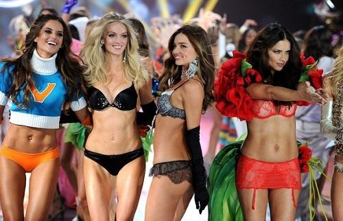 Victoria's Secret Models Diet Plan Workout Routine
