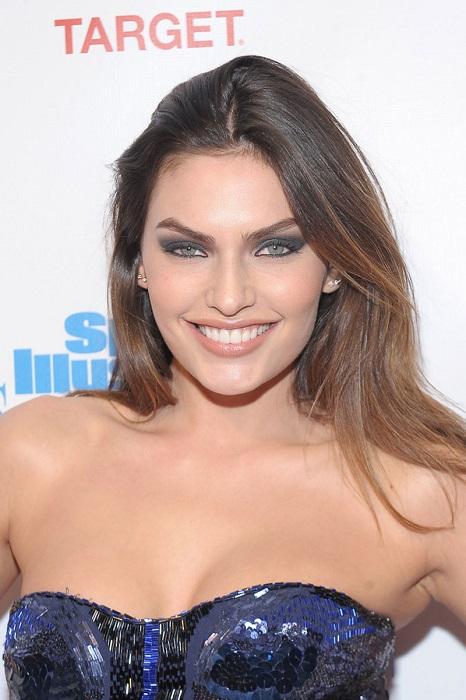 Alyssa Miller face closeup