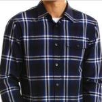 Armani Exchange 20th Bright Plaid Button Down Shirt