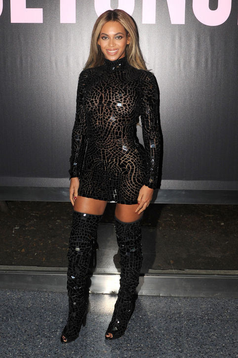 Beyonce Knowles height