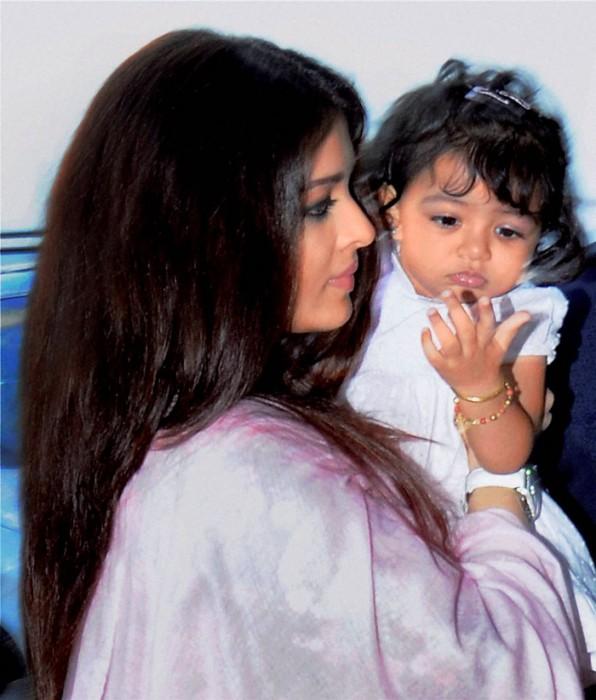 Aishwarya Rai Baby Aaradhya