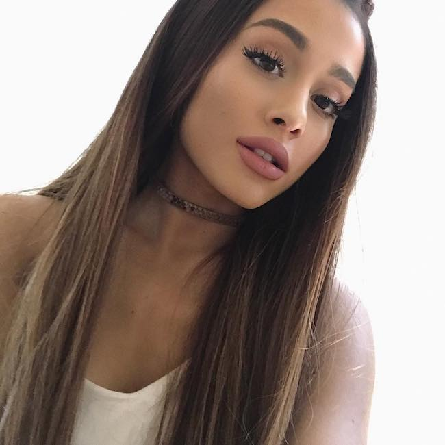 Ariana Grande Height Weight Body Statistics Boyfriend Healthy Celeb
