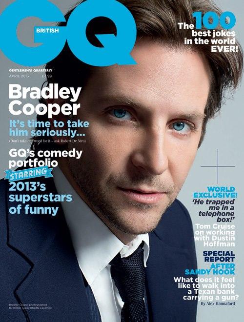 Bradley Cooper GQ magazine