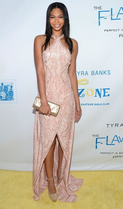 Chanel Iman Height