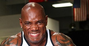 Flex Wheeler Bodybuilding