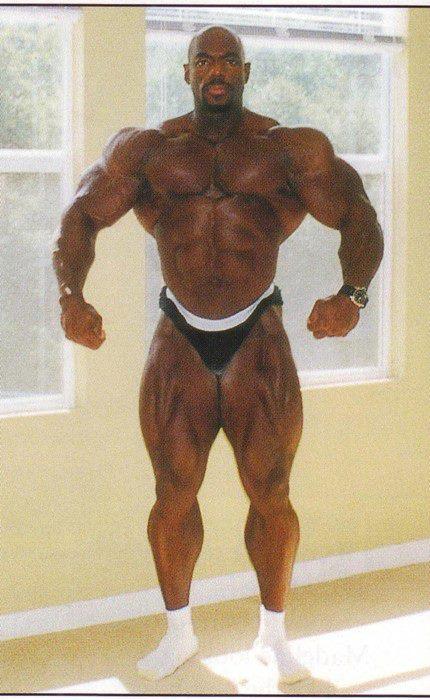 Flex Wheeler IFBB Pro Bodybuilder