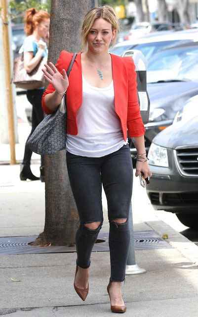 Hilary Duff 2014