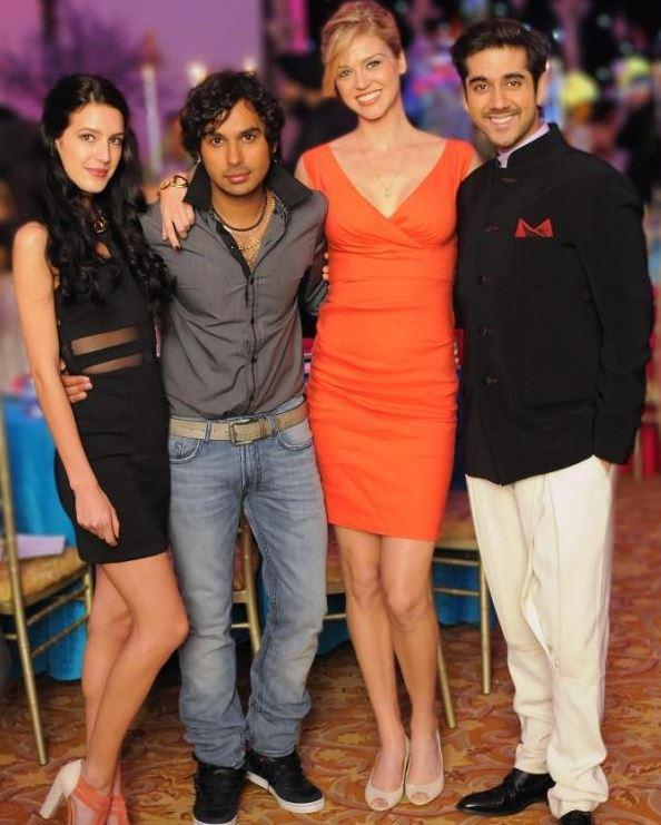 Isabel Kaif on sets of Dr Cabbie