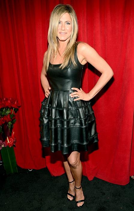 Jennifer Aniston Height