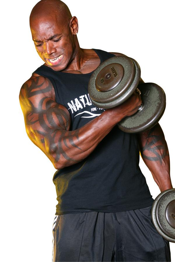 Ken Flex Wheeler Workout
