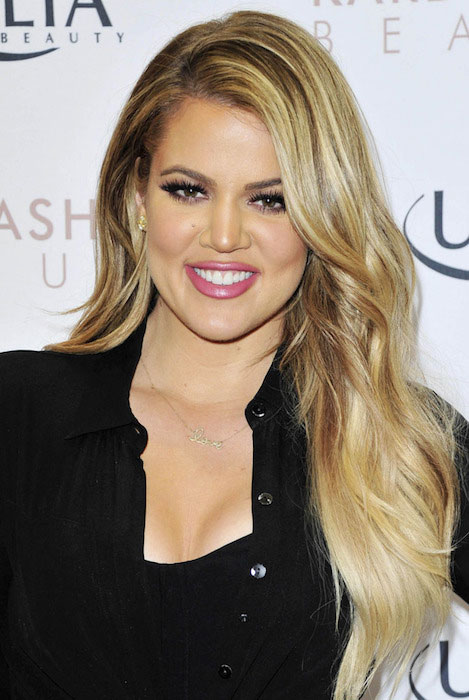 Khloe Kardashian at ULTA Beauty's West Hills Store on April 2, 2015