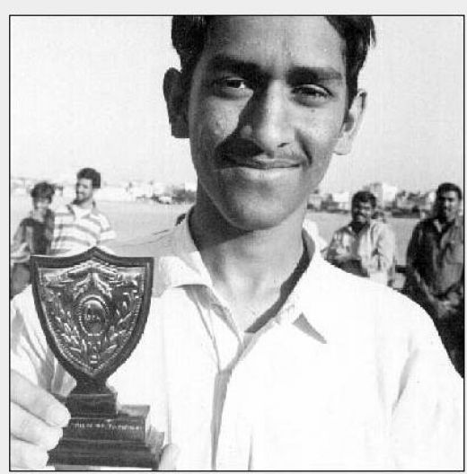 Mahendra Singh Dhoni early life