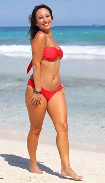 cheryl burke bikini 2013