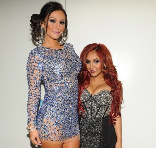jwoww best friends snooki
