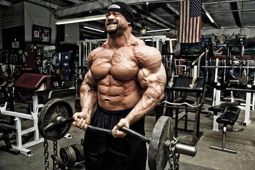 Branch Warren Bodybuilder height