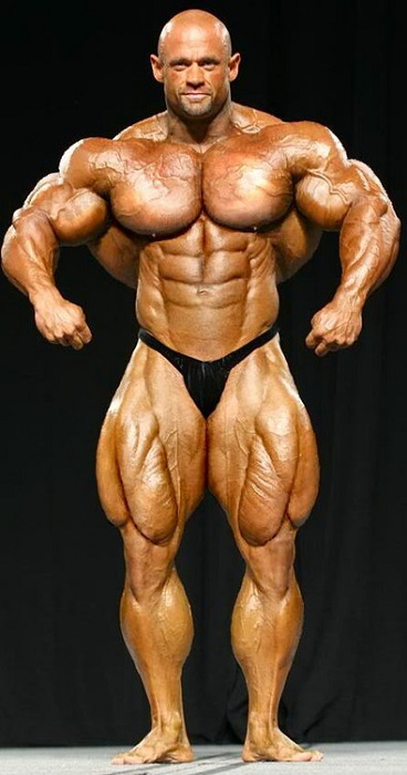 Branch Warren Bodybuilder