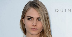 British Model Cara Delevingne 306x160