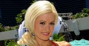 Holly Madison Hot bikini